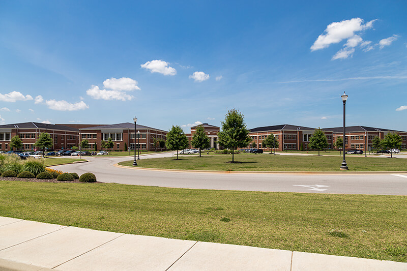 James Clemens High School Campus